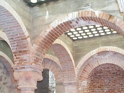 Subchurch Domos Monastery