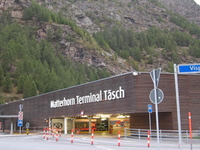 The Matterhorn Station
