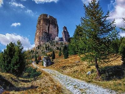 Suedtirol - Cinque Torri - Dolomites