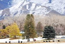 Sugar House Park & Wasatch - Salt Lake City UT
