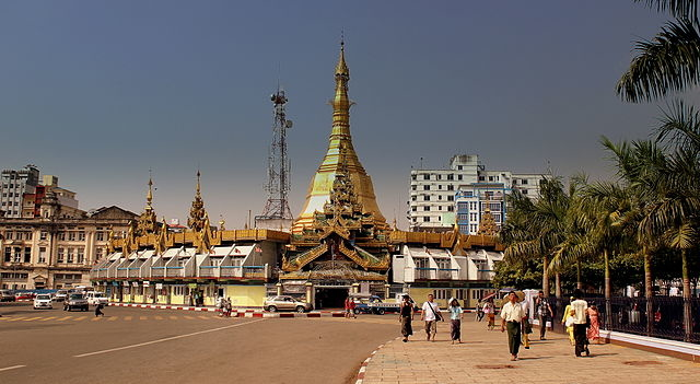 Exclusive Myanmar Tour Photos