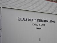Sullivan County International Airport