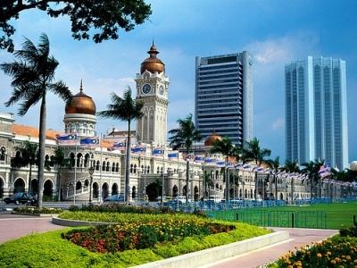 Sultan Abdul Samad Building - Kuala Lumpur