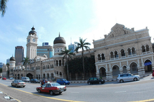 Sultan Abdul Samad - Merdeka Square