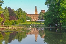 Summer Evening In Milan - Lombardy