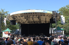 Summerstage Features Free Musical Concerts