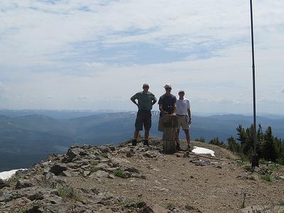 Summit Trail - Yellowstone - USA