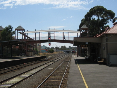 Sunbury Railway Station