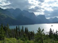 Sun Point Nature Trail - Glacier - Montana - USA