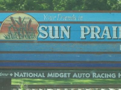 Sun Prairie Wisconsin Sign