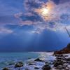 Sunrays At Rawa Island