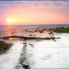 Sunrise At Kalapathar Beach
