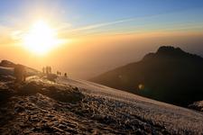 Sunrise At Stella Point - Kilimanjaro
