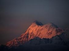 Sunrise At Trisul UT Himalayas