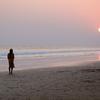 Sunset At Beleswar Beach
