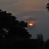 Sunset At Haldwani