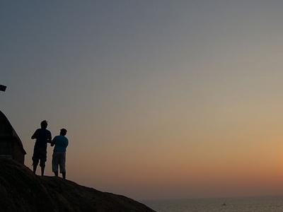 Sunset At Kaup Beach