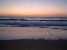 Sunset At Moss Landing State Beach