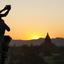 Sun Set Bagan