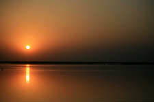 Sunset Bhagalpur
