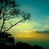 Sunset In Yercaud