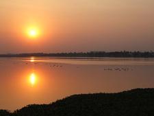 Sunset Over Varthur Lake