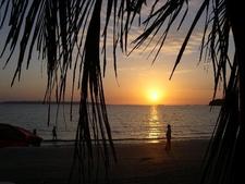 Sunset In Panaji