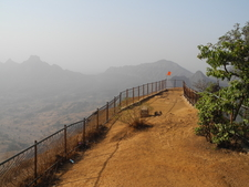 Sunset Point Walkway - Matheran - Maharashtra - India