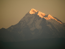 Sunset At Kausani