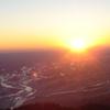 Sunset In Tezu