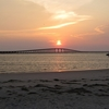 Sunset View - Herbert C. Bonner Bridge - Outer Banks NC