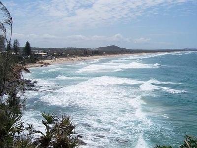 View Of Sunshine Beach