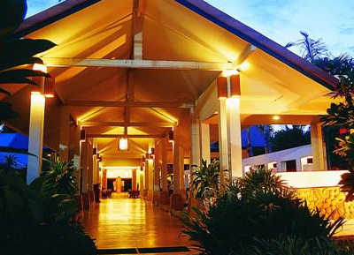 Sunshine Garden Resort Frontlook