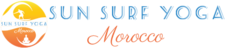 Sun Surf Yoga Logo