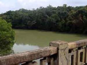 Supa reservatório da represa