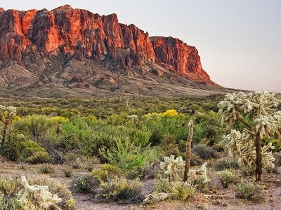 Superstition Mountains AZ