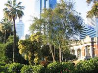 Supreme Court Gardens