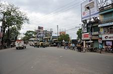 Surendranath Banerjee Road - Chiria Crossing