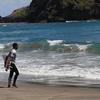 Surfer @ Piha - Auckland NZ