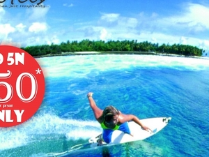 6Days 5Nights For $250 Only