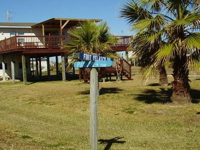 Surfside Beach House Sign
