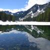 Surprise Lake - Grand Tetons - Wyoming - USA