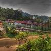 Suspension Bridge @ Sungai Lembing