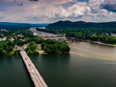 Susquehanna River - Northumberland - Pennsylvania