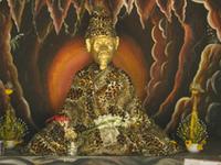 Suthewa Rusi Statue