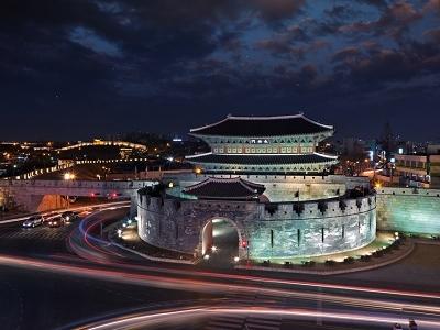 Su-Won Castle - Gyeonggi-do
