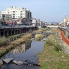 Suwoncheon By The Site Of Namsumun