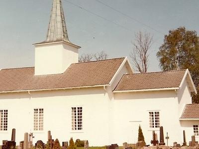 Svarstad Church