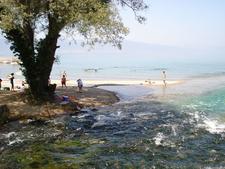 Sveti Naum Beach