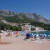 Sveti Stefan Beach View
